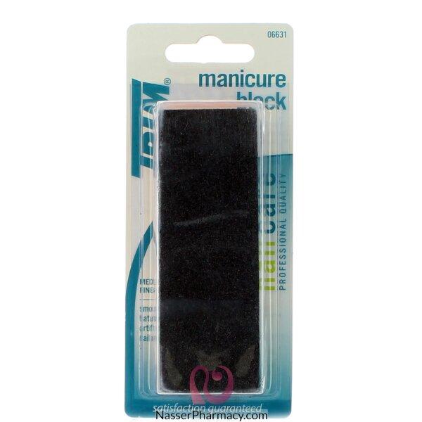 Trim Manicure Block