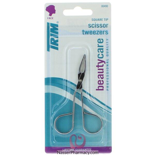 Trim Tweezers Scissor