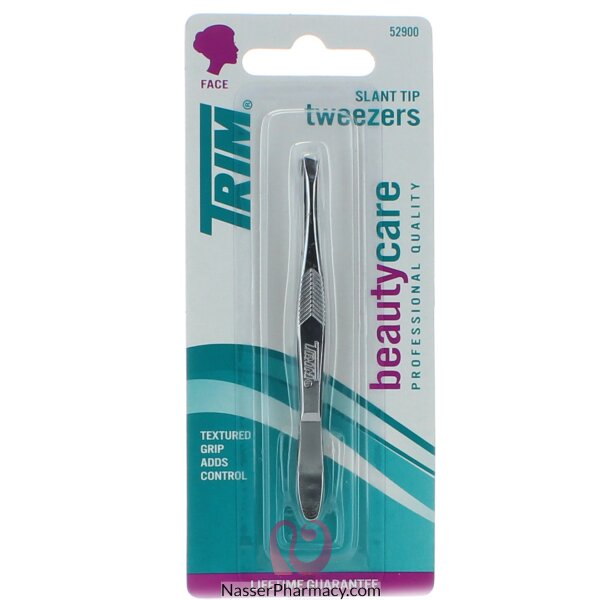 Trim Tweezers Slant