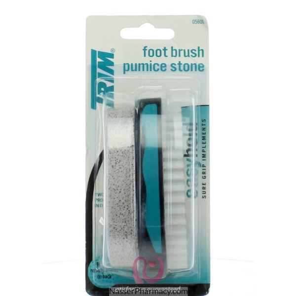 Z-trim Foot Brush Pumic Stone