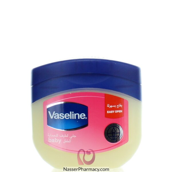 فازلين Vaseline  هلام نفطي للترطيب  للأطفال   12x450  مل