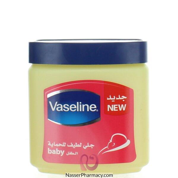 فازلين Vaseline  هلام نفطي للترطيب  للأطفال - 480مل