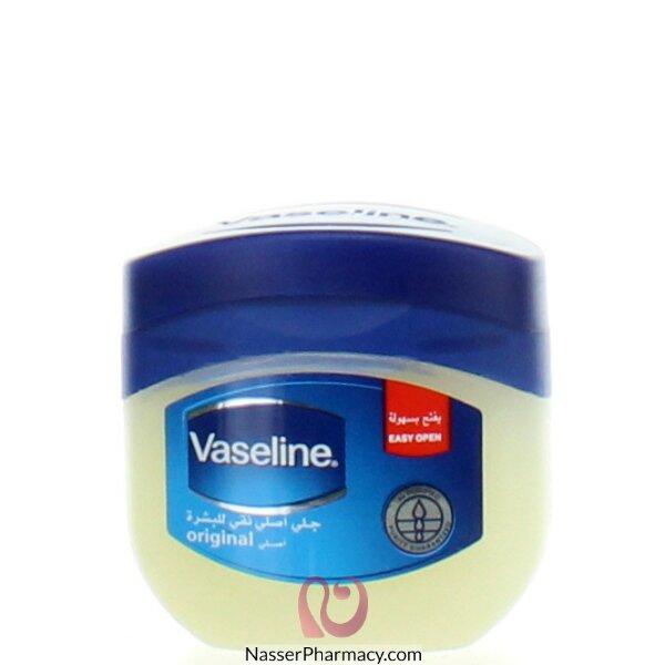 فازلين Vaseline هلام نفطي للترطيب  50  مل