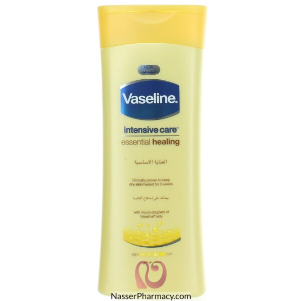 Vaseline Body Lotion Essential Healing 400ml