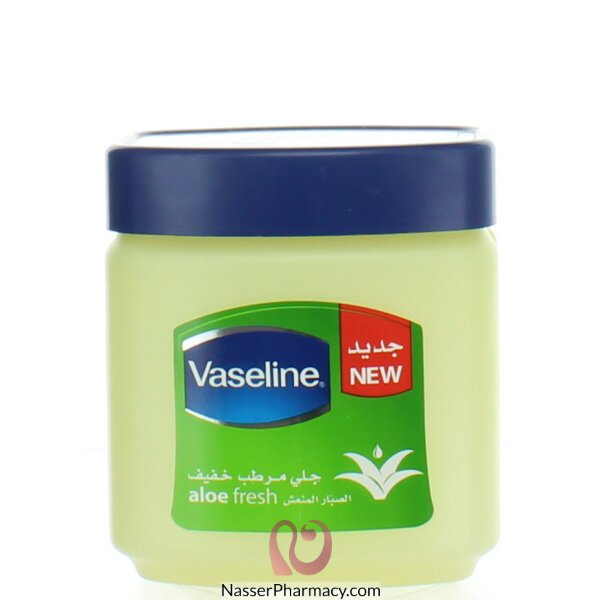 Vaseline Jelly Aloe Fresh 240ml