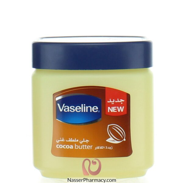 Vaseline Petro Jelly Cocoa Butter 240ml