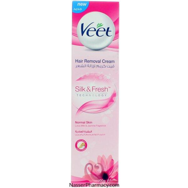 Buy Veet Hair Removal Cream Legs Body Normal Skin 200 Gram From Nasser Pharmacy In Bahrain