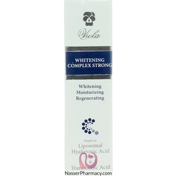 Viola Complex Strong Whitening