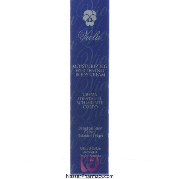 Viola Moisturizing Whitening Body Cream
