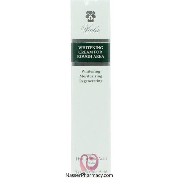 Viola Rough Area Whitening Cream