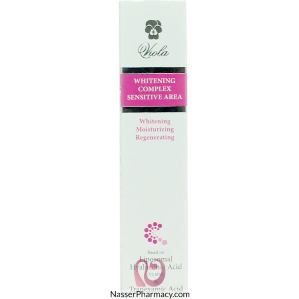 Viola Sensitive Areas Whitening Cream
