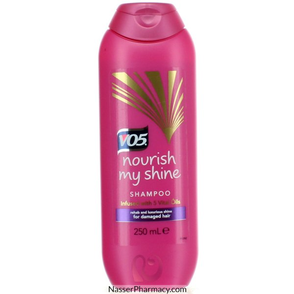 Vo5 Shampoo Nourish Me Truly 250ml-45132