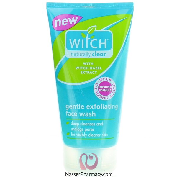 Witch Exfoliating Face Wash 150ml