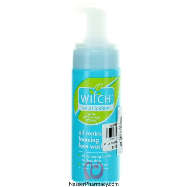 Witch  Foaming Face Wash 150ml