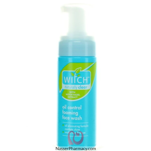 Witch Oil Control Foaming Face Wash 150ml
